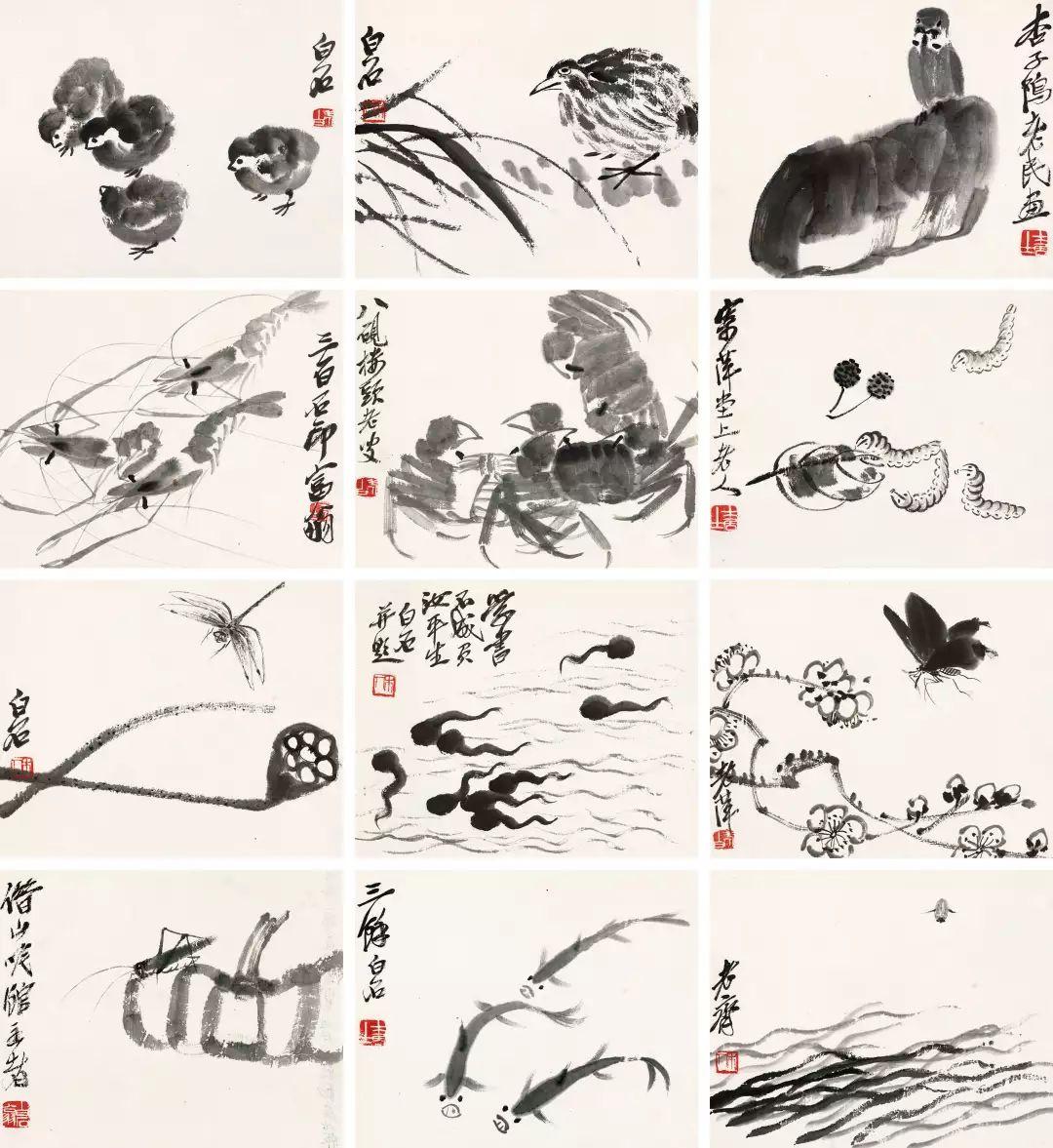 1.4375亿元!吴冠中《狮子林》创其中国画最高价纪录!插图39