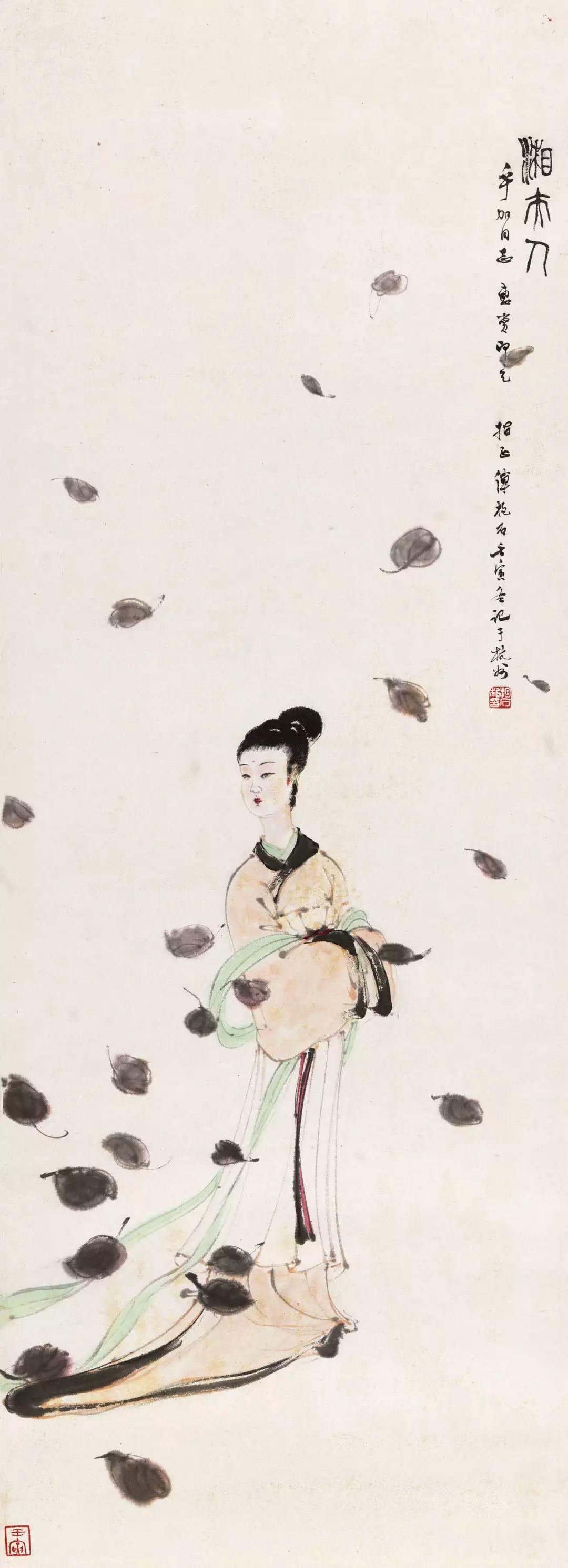 1.4375亿元!吴冠中《狮子林》创其中国画最高价纪录!插图41