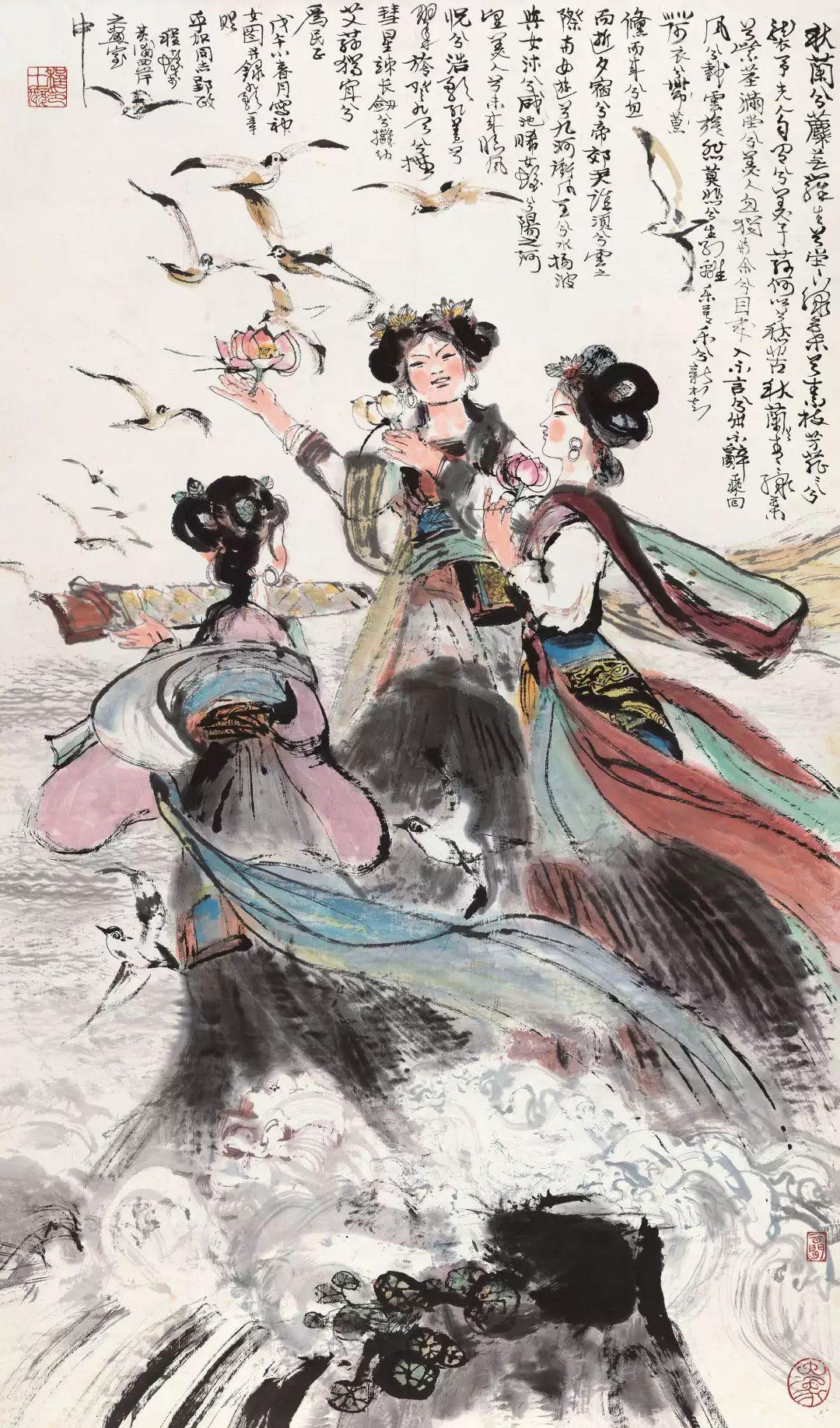 1.4375亿元!吴冠中《狮子林》创其中国画最高价纪录!插图43