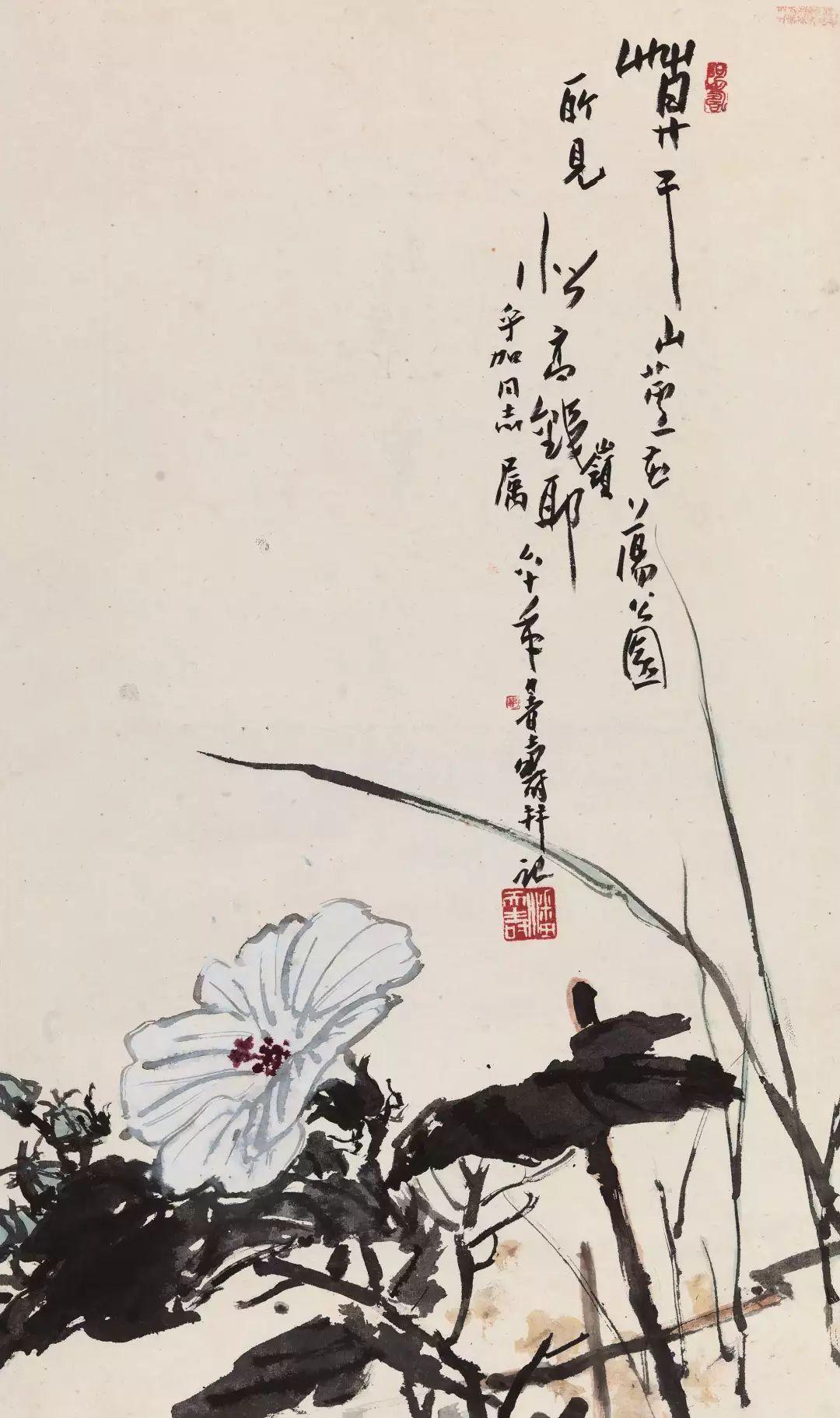 1.4375亿元!吴冠中《狮子林》创其中国画最高价纪录!插图54