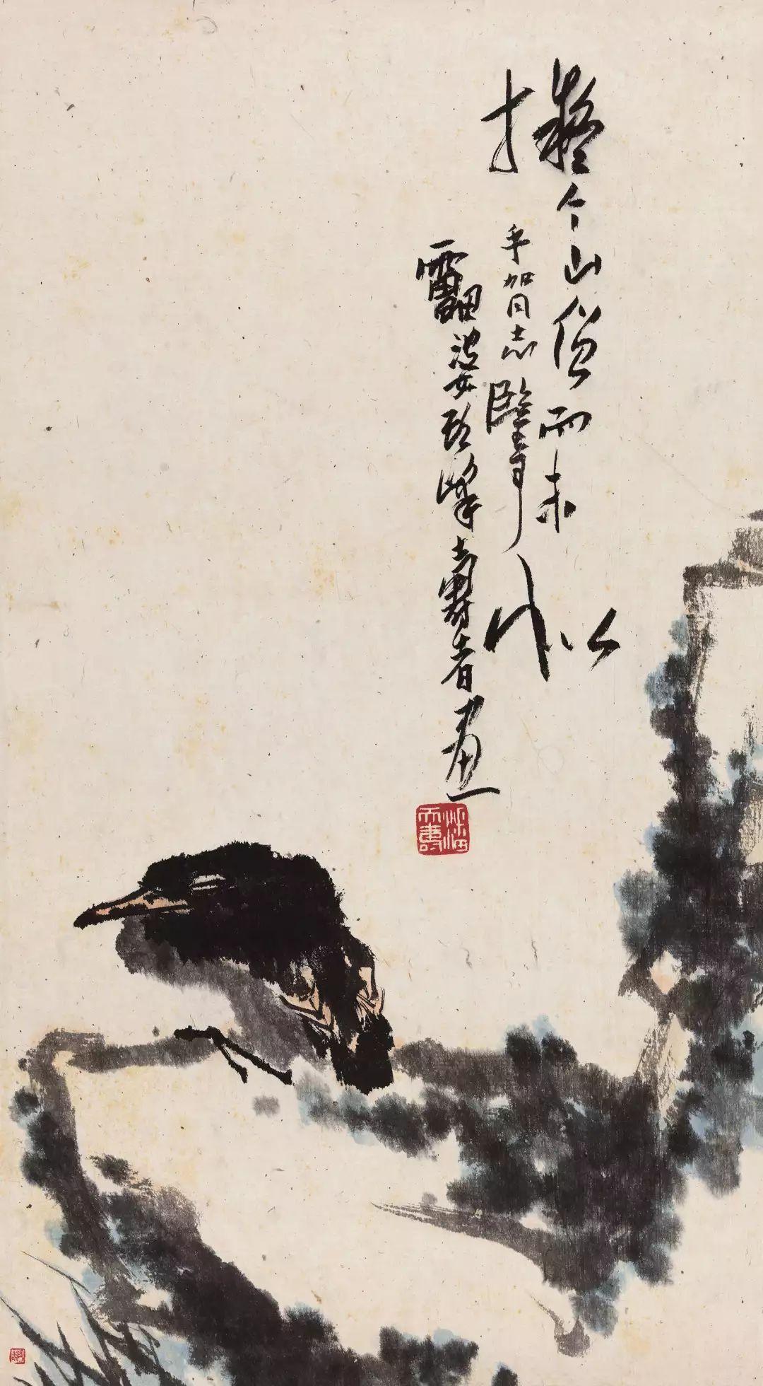 1.4375亿元!吴冠中《狮子林》创其中国画最高价纪录!插图55