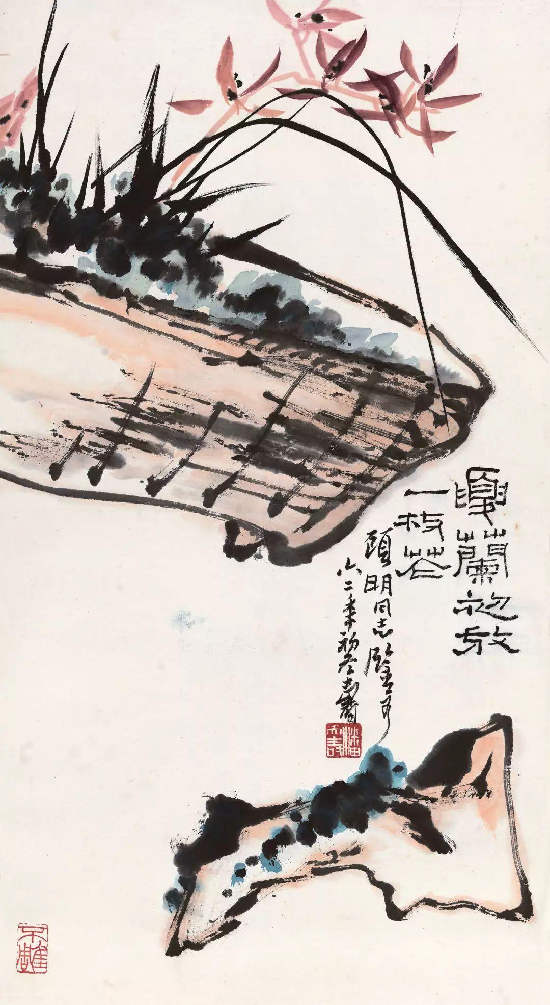 1.4375亿元!吴冠中《狮子林》创其中国画最高价纪录!插图56