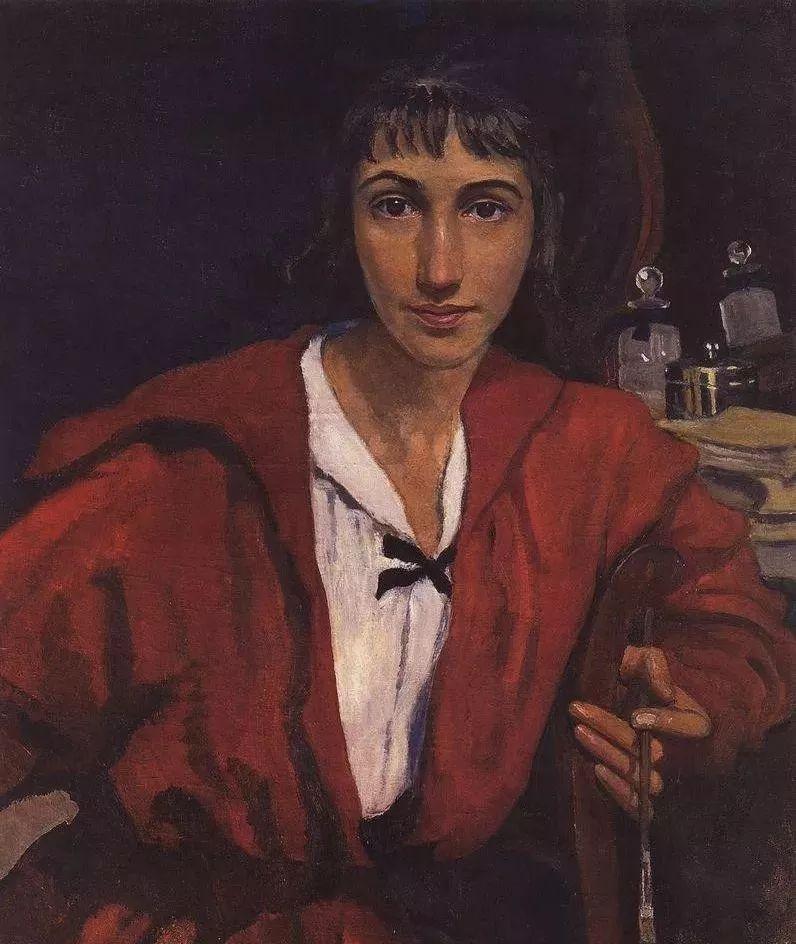 俄罗斯第一位女性画家Zinaida Serebriakova插图7