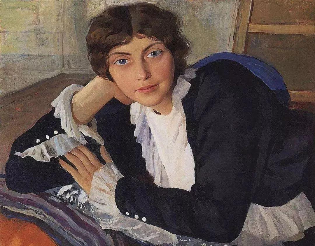 俄罗斯第一位女性画家Zinaida Serebriakova插图25