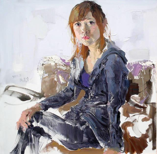 """当代油画""""写实意象派""""的代表——张延昭插图41"""