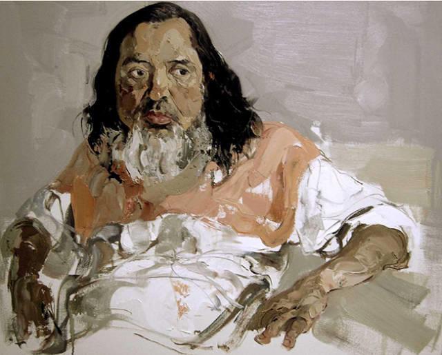 """当代油画""""写实意象派""""的代表——张延昭插图47"""