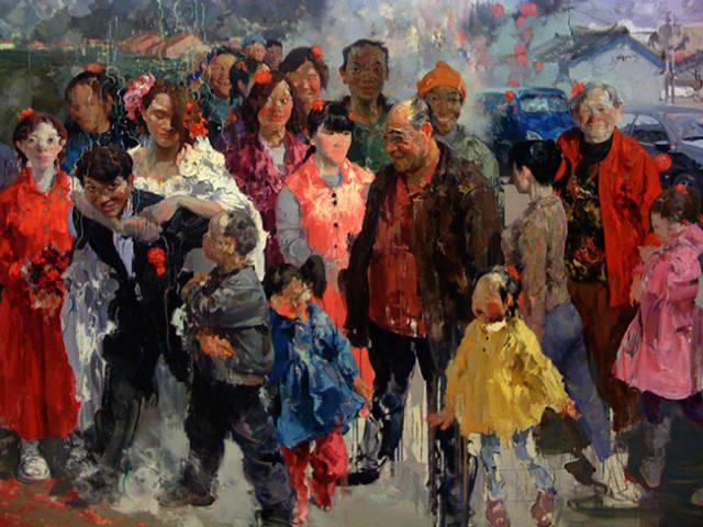 """当代油画""""写实意象派""""的代表——张延昭插图53"""