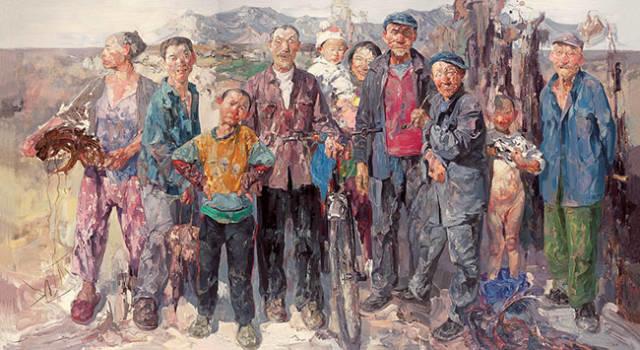 """当代油画""""写实意象派""""的代表——张延昭插图59"""