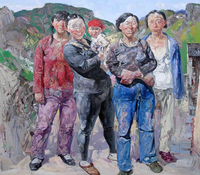 """当代油画""""写实意象派""""的代表——张延昭插图61"""
