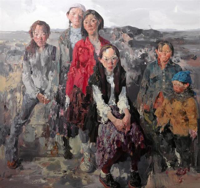 """当代油画""""写实意象派""""的代表——张延昭插图65"""