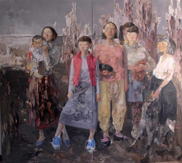 """当代油画""""写实意象派""""的代表——张延昭插图69"""