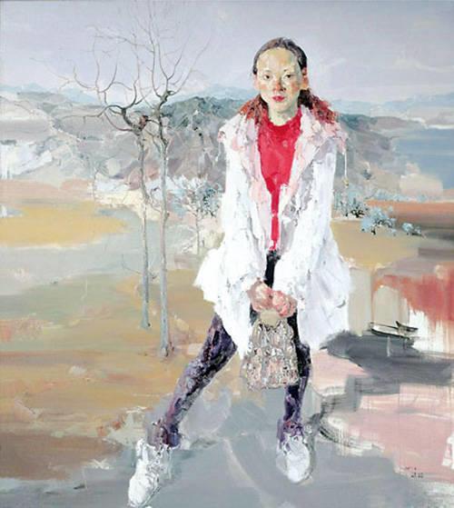 """当代油画""""写实意象派""""的代表——张延昭插图77"""