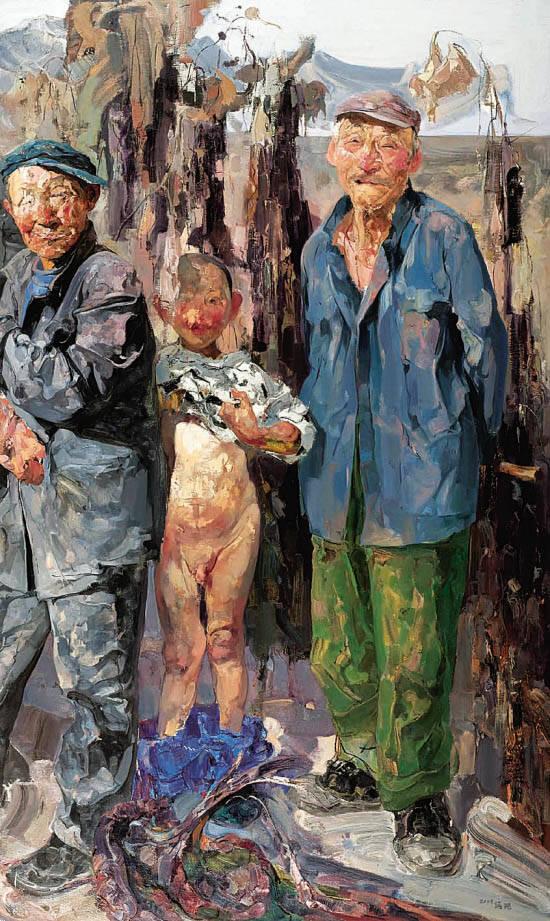 """当代油画""""写实意象派""""的代表——张延昭插图83"""