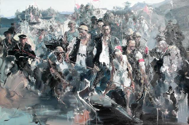 """当代油画""""写实意象派""""的代表——张延昭插图85"""