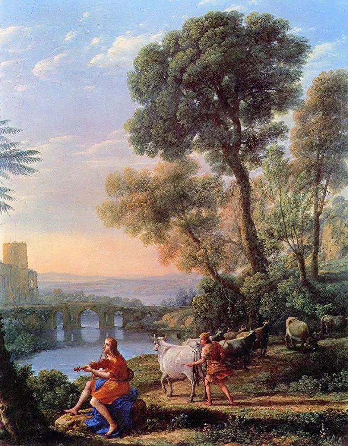 自他开始,法国才有了真正意义上的风景画插图25