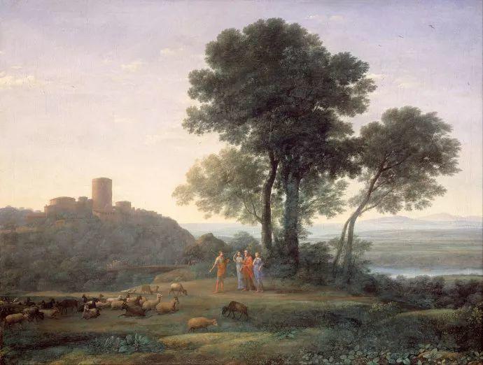 自他开始,法国才有了真正意义上的风景画插图59