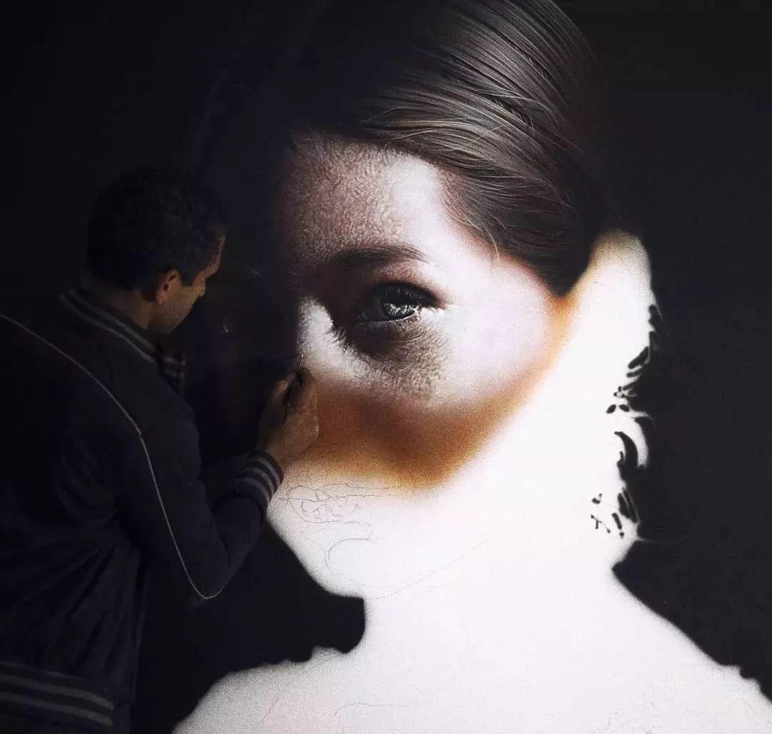 超写实绘画作品——Kamalky Laureano插图5