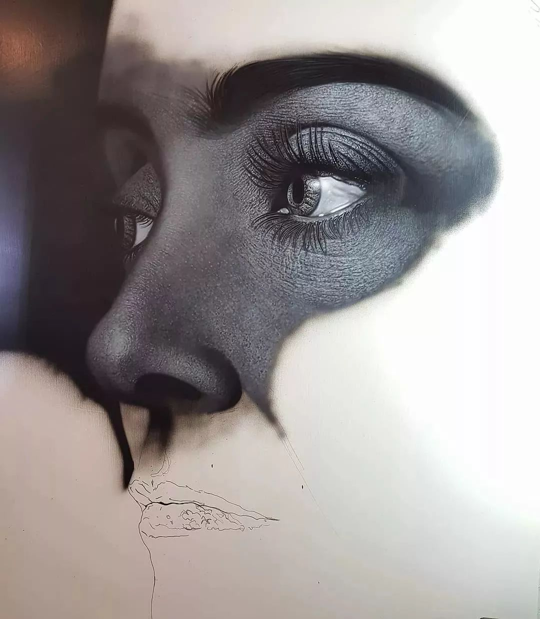 超写实绘画作品——Kamalky Laureano插图29