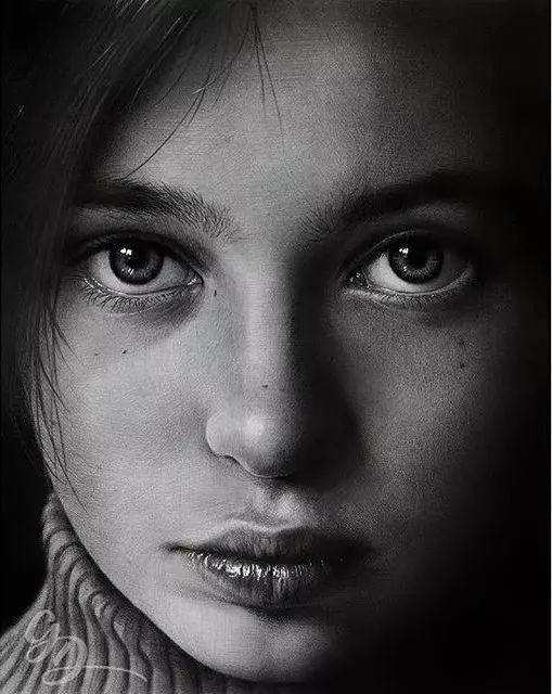 超写实绘画作品——Kamalky Laureano插图85