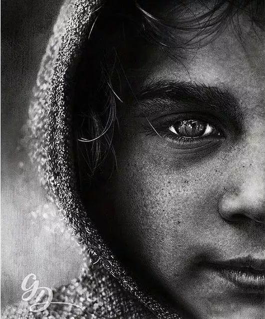 超写实绘画作品——Kamalky Laureano插图93