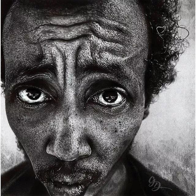 超写实绘画作品——Kamalky Laureano插图97
