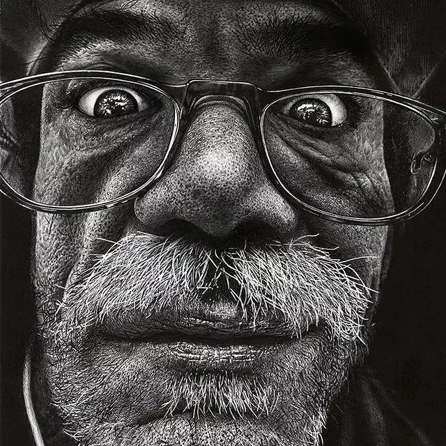超写实绘画作品——Kamalky Laureano插图99