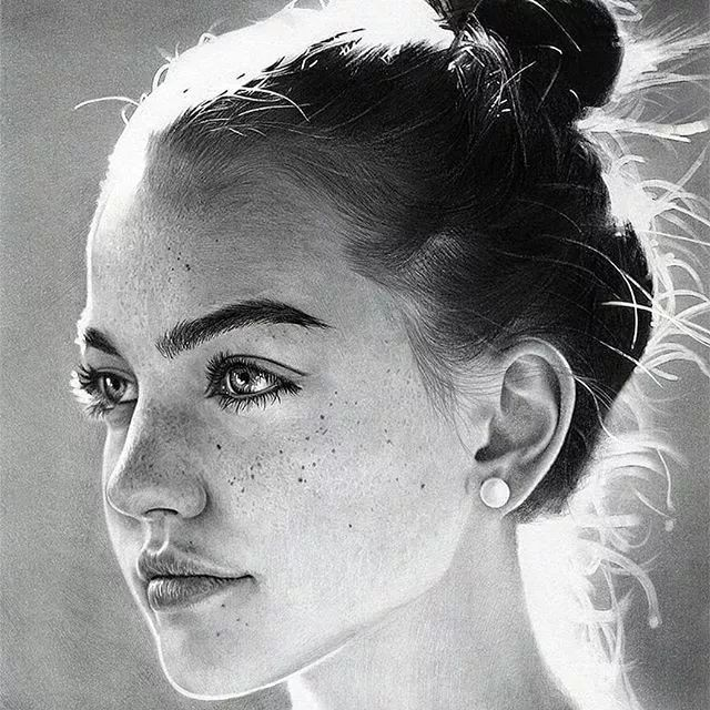 超写实绘画作品——Kamalky Laureano插图109