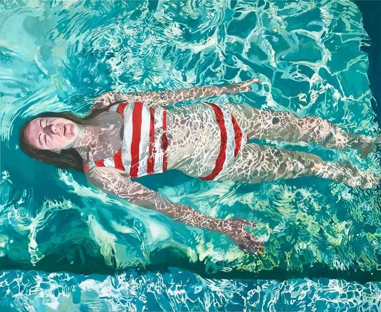 一个女人画了14年,真实感直逼摄影作品插图3
