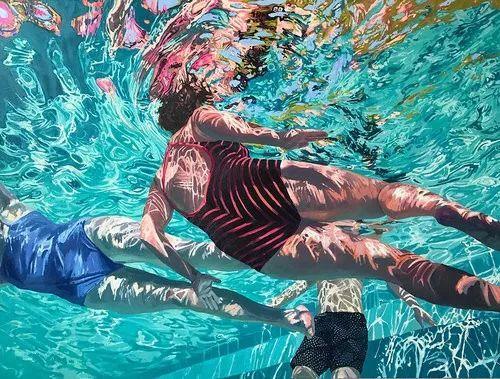 一个女人画了14年,真实感直逼摄影作品插图21