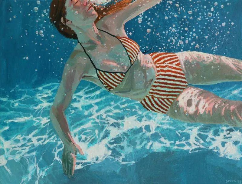 一个女人画了14年,真实感直逼摄影作品插图26