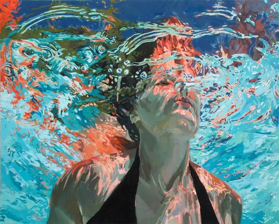 一个女人画了14年,真实感直逼摄影作品插图28