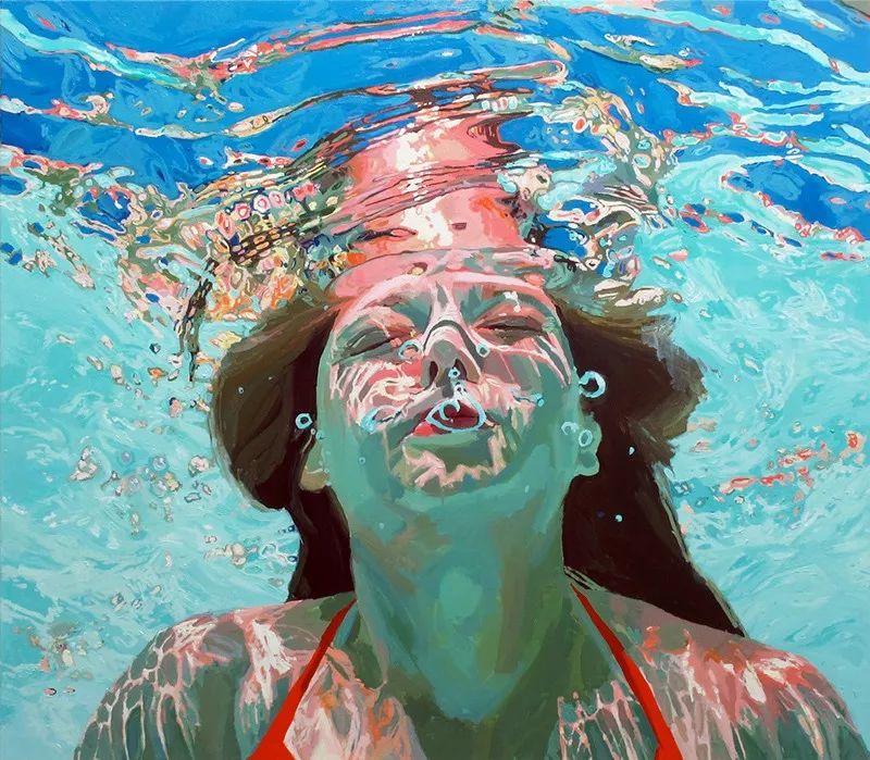 一个女人画了14年,真实感直逼摄影作品插图37