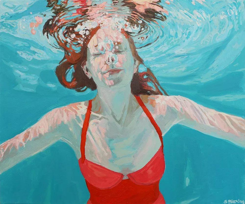 一个女人画了14年,真实感直逼摄影作品插图38