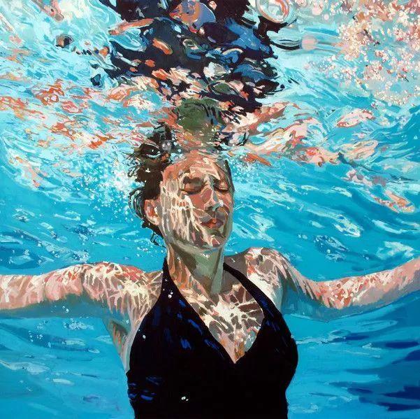 一个女人画了14年,真实感直逼摄影作品插图39