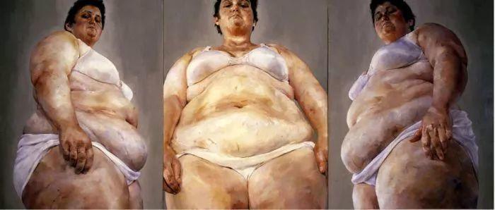 西方绘画中女性总是以柔美丰腴形象出现,但她却…插图3