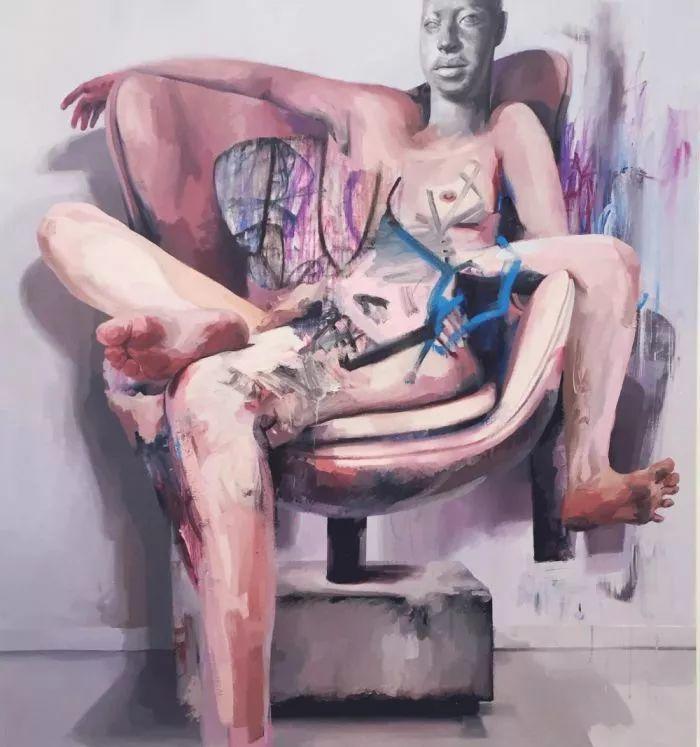 西方绘画中女性总是以柔美丰腴形象出现,但她却…插图7