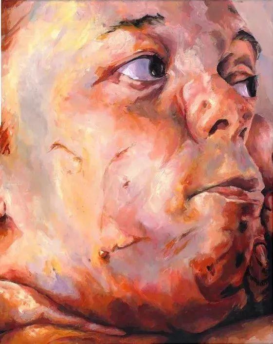 西方绘画中女性总是以柔美丰腴形象出现,但她却…插图9