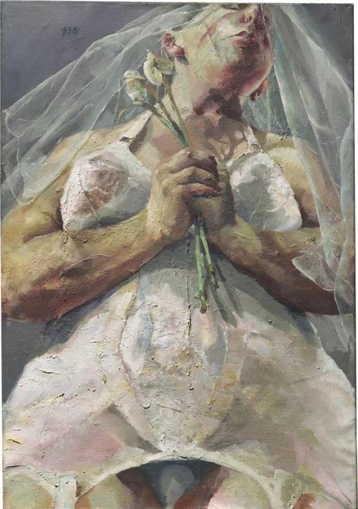 西方绘画中女性总是以柔美丰腴形象出现,但她却…插图11