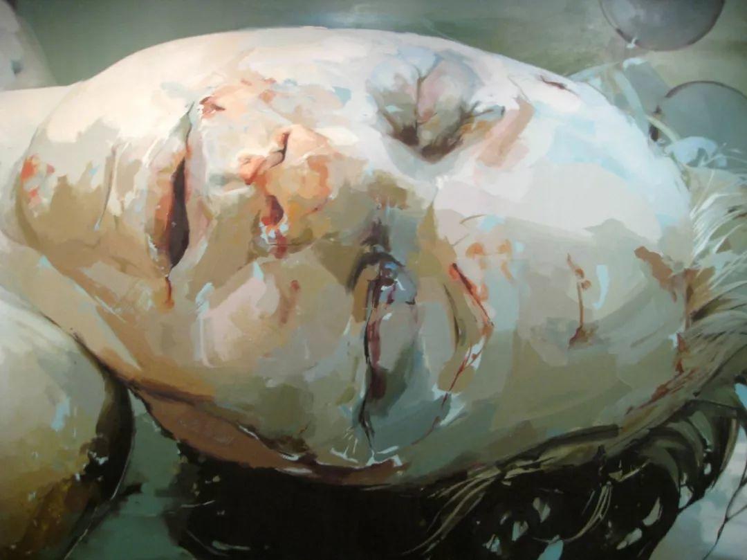 西方绘画中女性总是以柔美丰腴形象出现,但她却…插图15