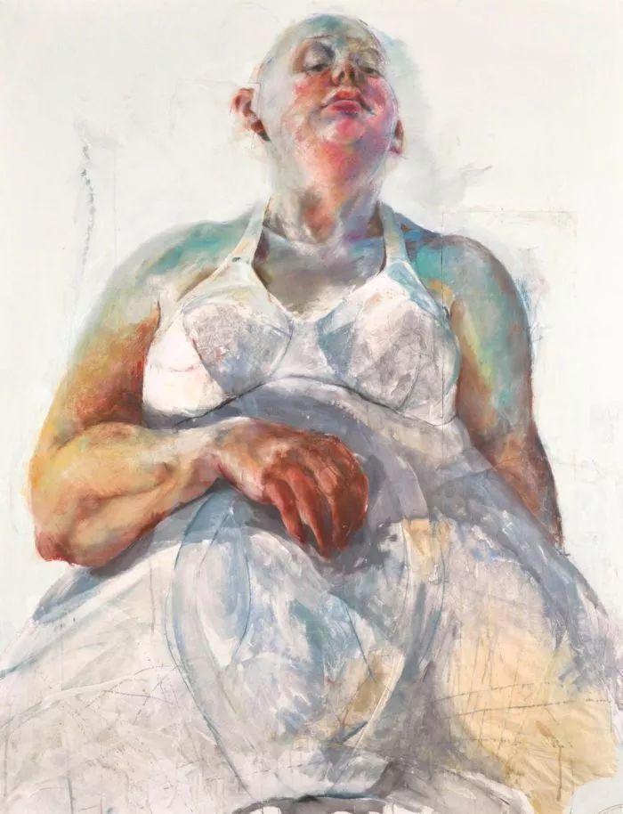 西方绘画中女性总是以柔美丰腴形象出现,但她却…插图21