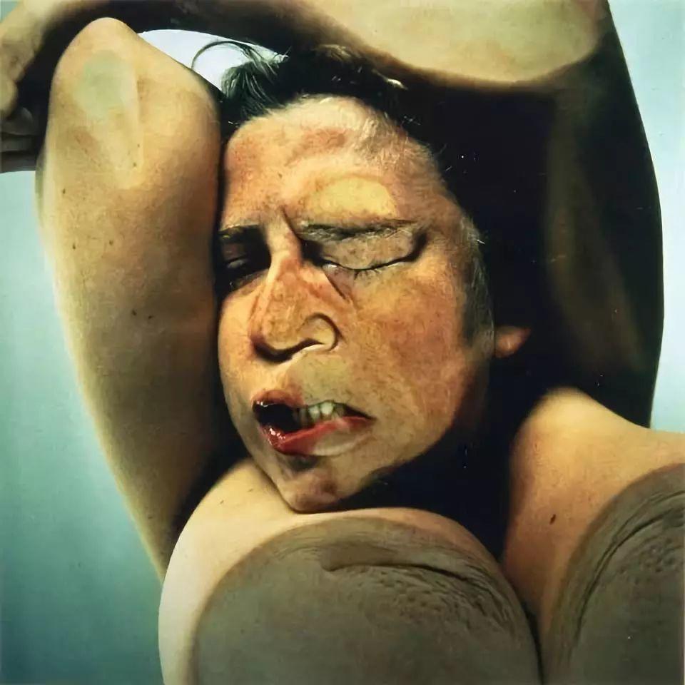 西方绘画中女性总是以柔美丰腴形象出现,但她却…插图25