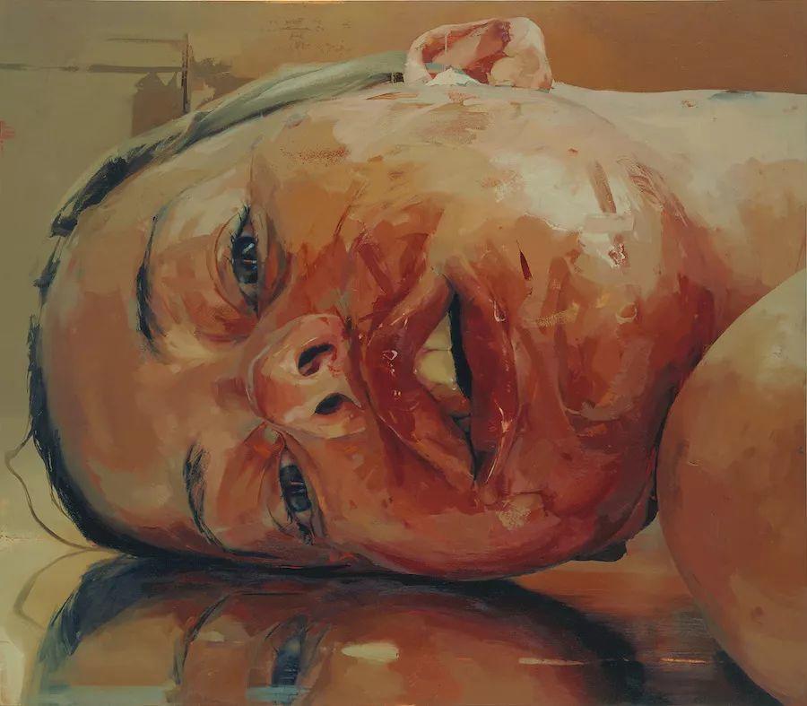 西方绘画中女性总是以柔美丰腴形象出现,但她却…插图31