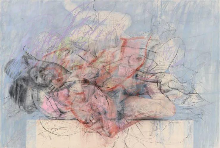 西方绘画中女性总是以柔美丰腴形象出现,但她却…插图49