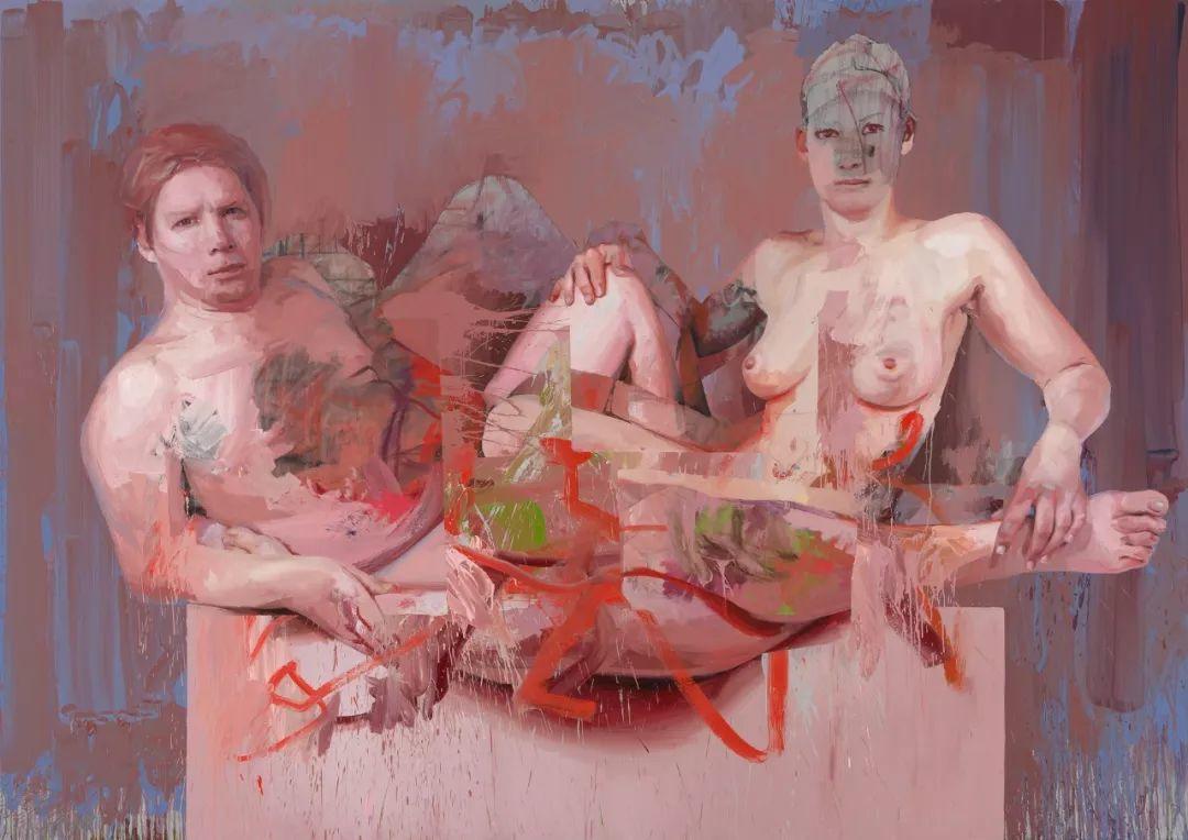 西方绘画中女性总是以柔美丰腴形象出现,但她却…插图53