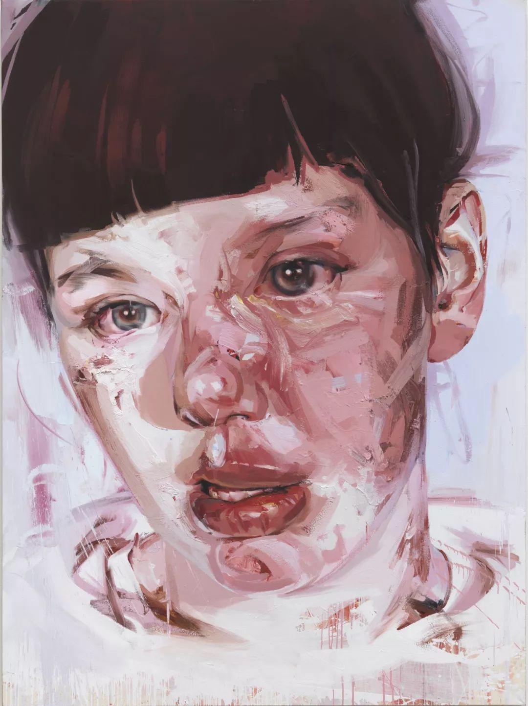 西方绘画中女性总是以柔美丰腴形象出现,但她却…插图55