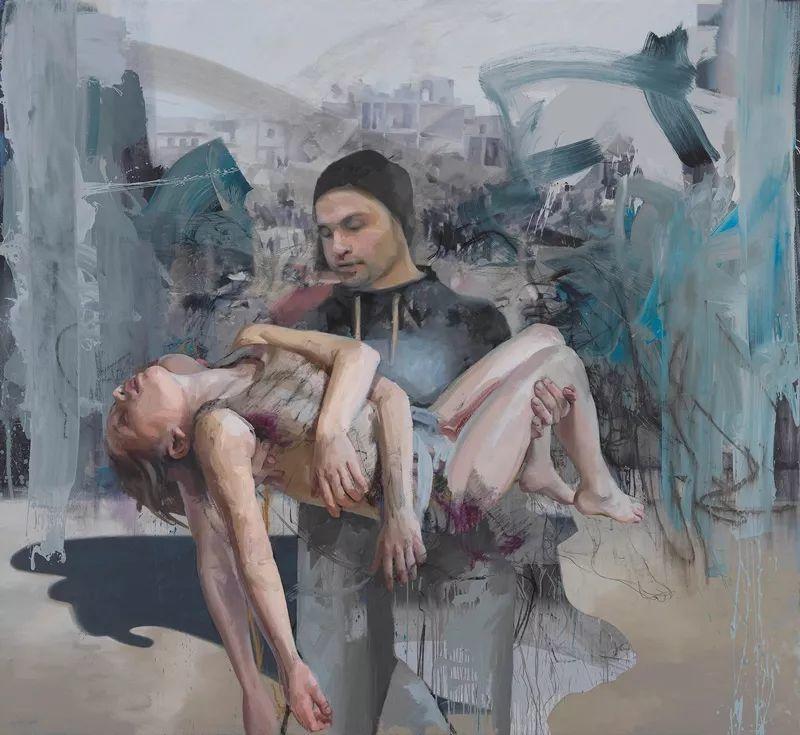 西方绘画中女性总是以柔美丰腴形象出现,但她却…插图61
