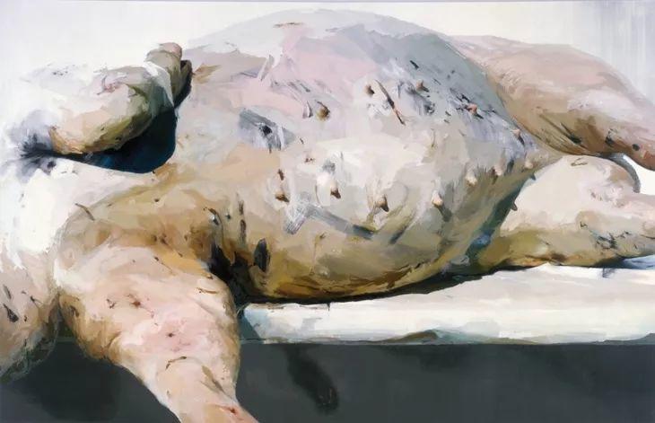 西方绘画中女性总是以柔美丰腴形象出现,但她却…插图65