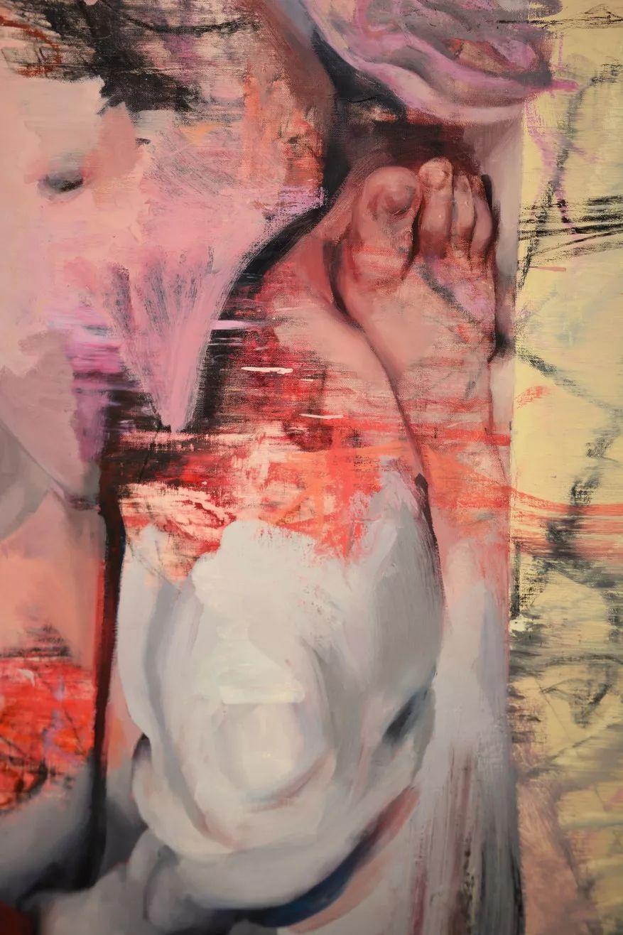 西方绘画中女性总是以柔美丰腴形象出现,但她却…插图67