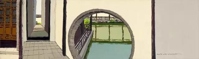 他同时用一百多种颜色激情作画——洪浩昌插图36