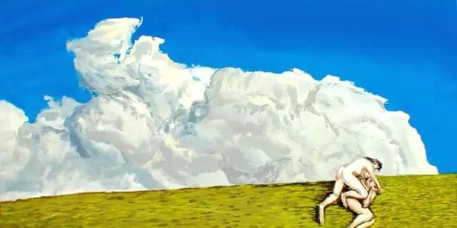 他同时用一百多种颜色激情作画——洪浩昌插图37